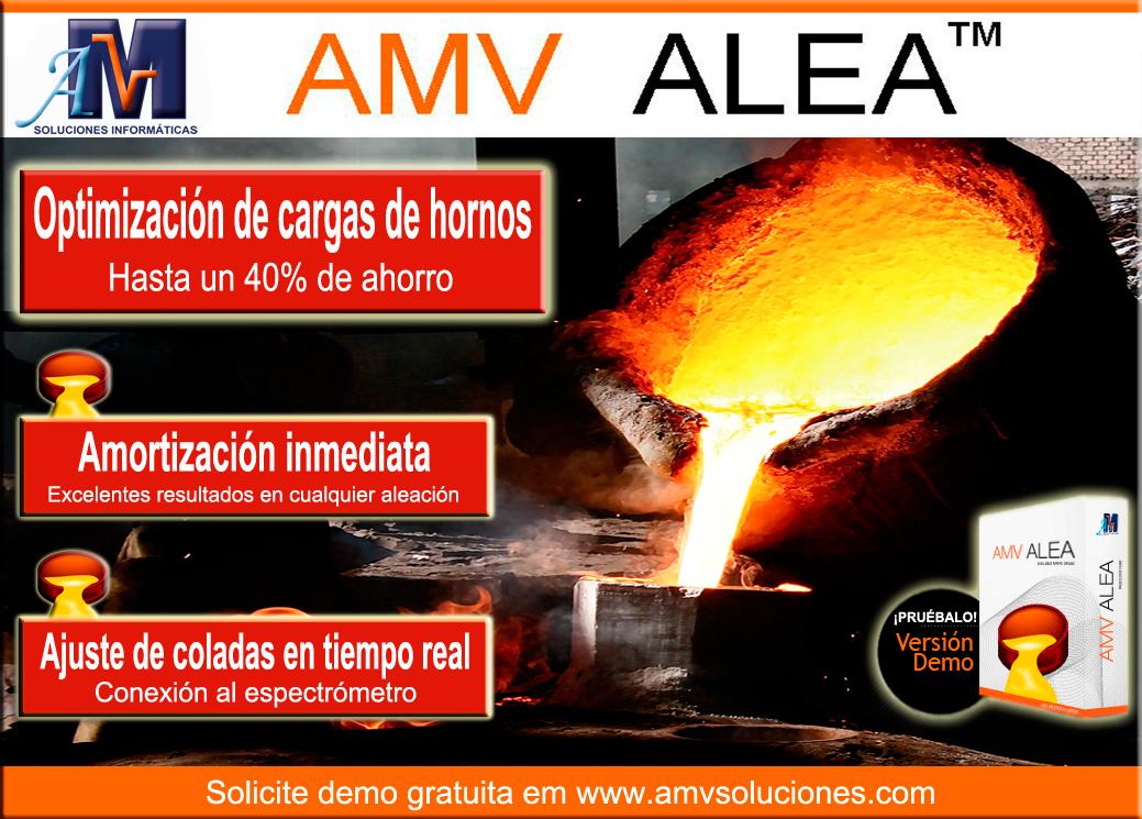 Fotos de AMV Soluciones para fundicion