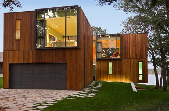 Arquimader casas de madera cadreita - Opiniones casas de madera ...