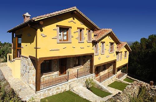 Casa rural acebuche casas del monte - Casas rurales ecologicas ...