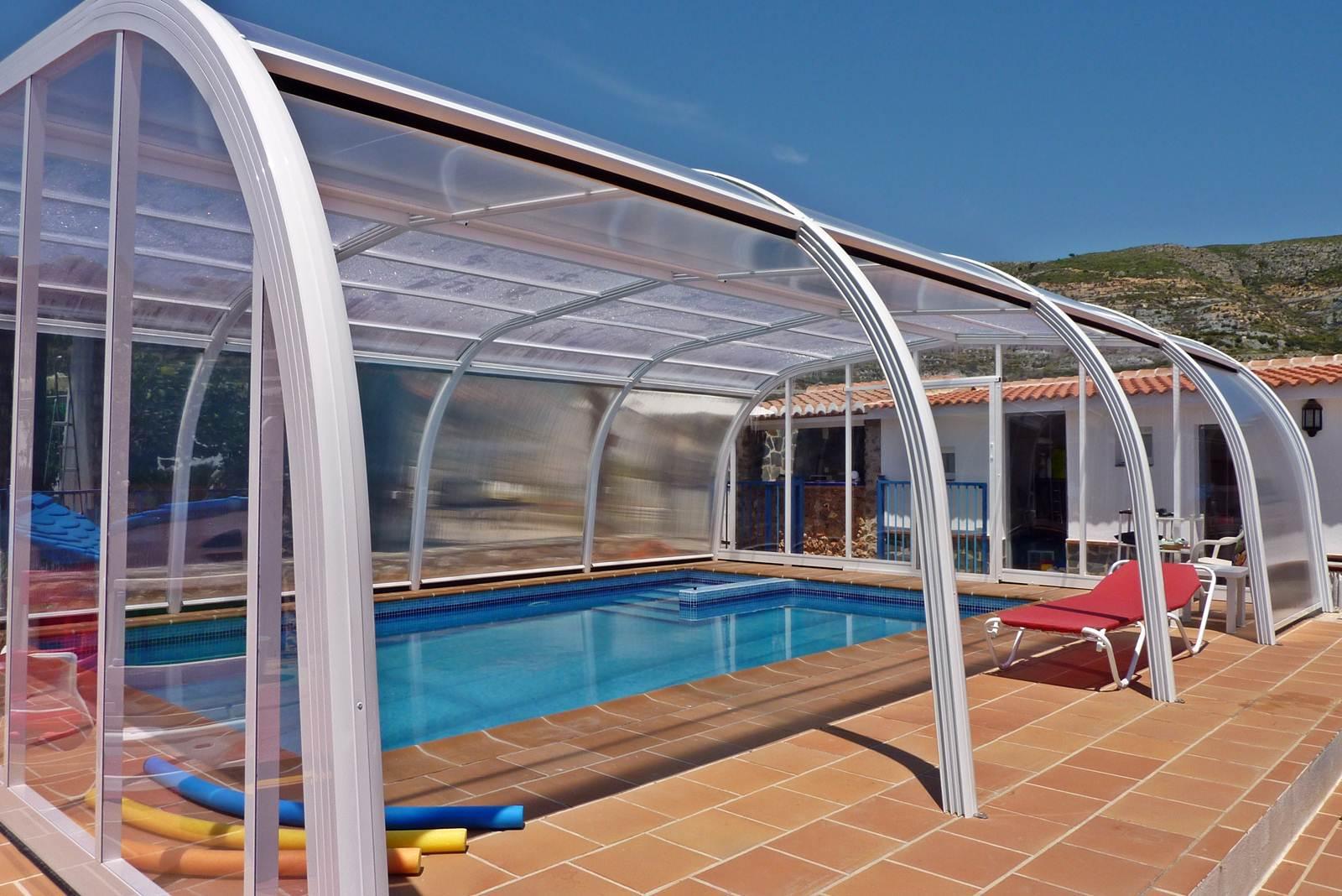 Cubripiscinas beniel for Fotos de piscinas cubiertas