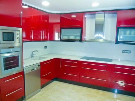 Dereformas reformas en legan s muebles de cocina y ba o for Cocinas y banos modernos