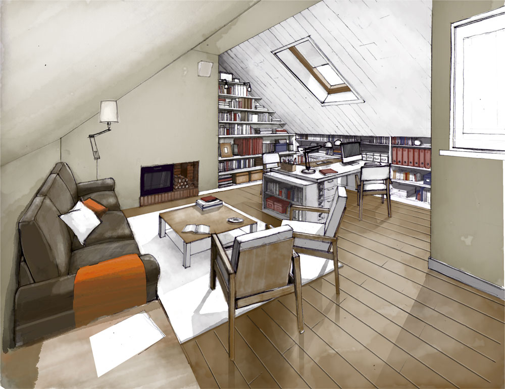 Interiorismo y diseno dise os arquitect nicos - Interiorismo y diseno ...