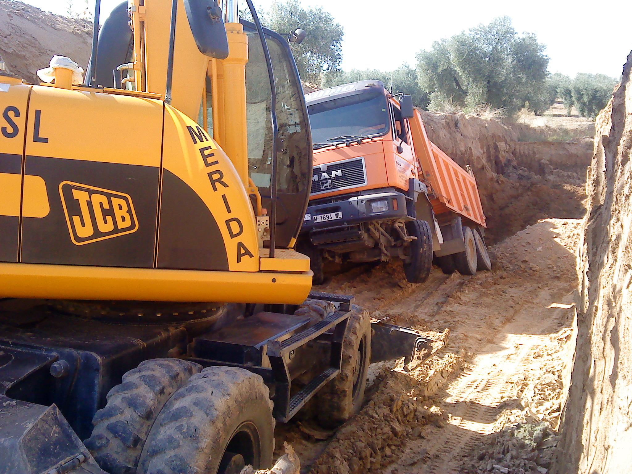 Excavaciones merida s l coslada - Empresas en coslada ...