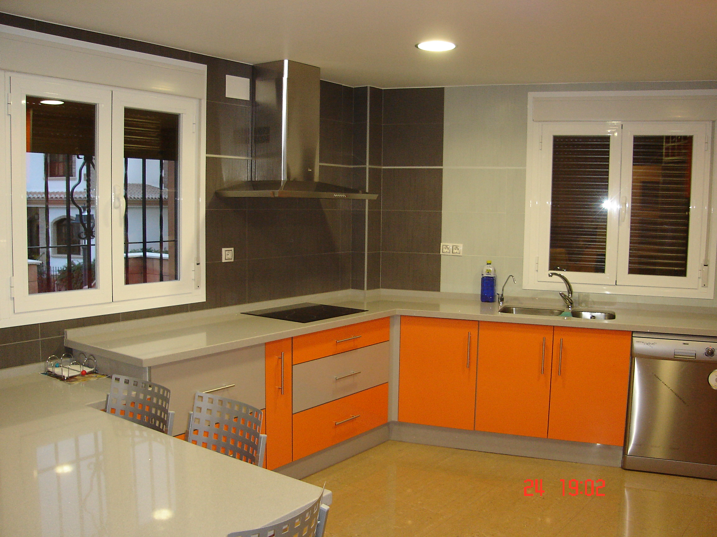 Top cocinas integrales rusticas wallpapers - Imagenes de cocinas rusticas ...