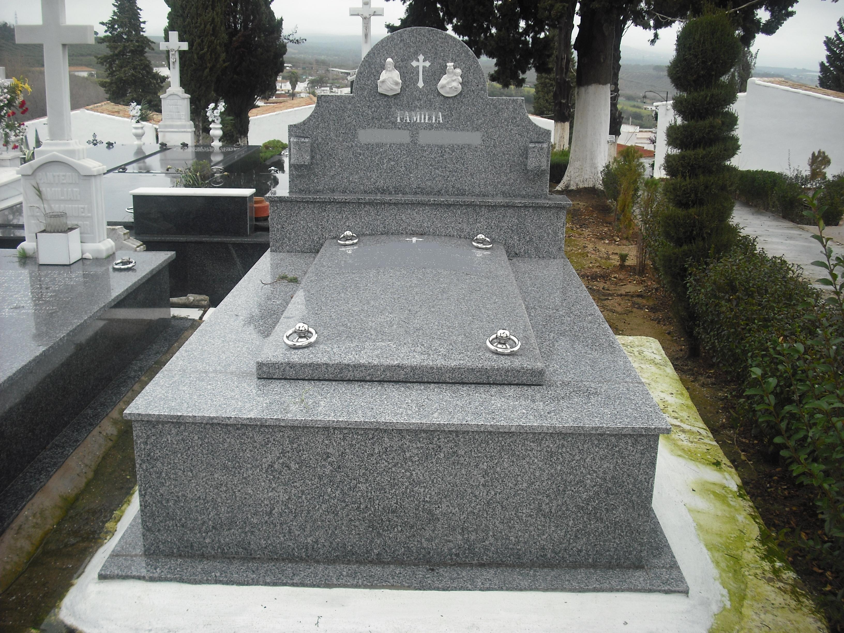 L pidas antonio fuente palmera for Lapidas de marmol