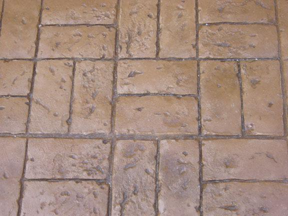 Pavimentos decorativos de hormig n la frontera arcos de for Hormigon impreso jerez