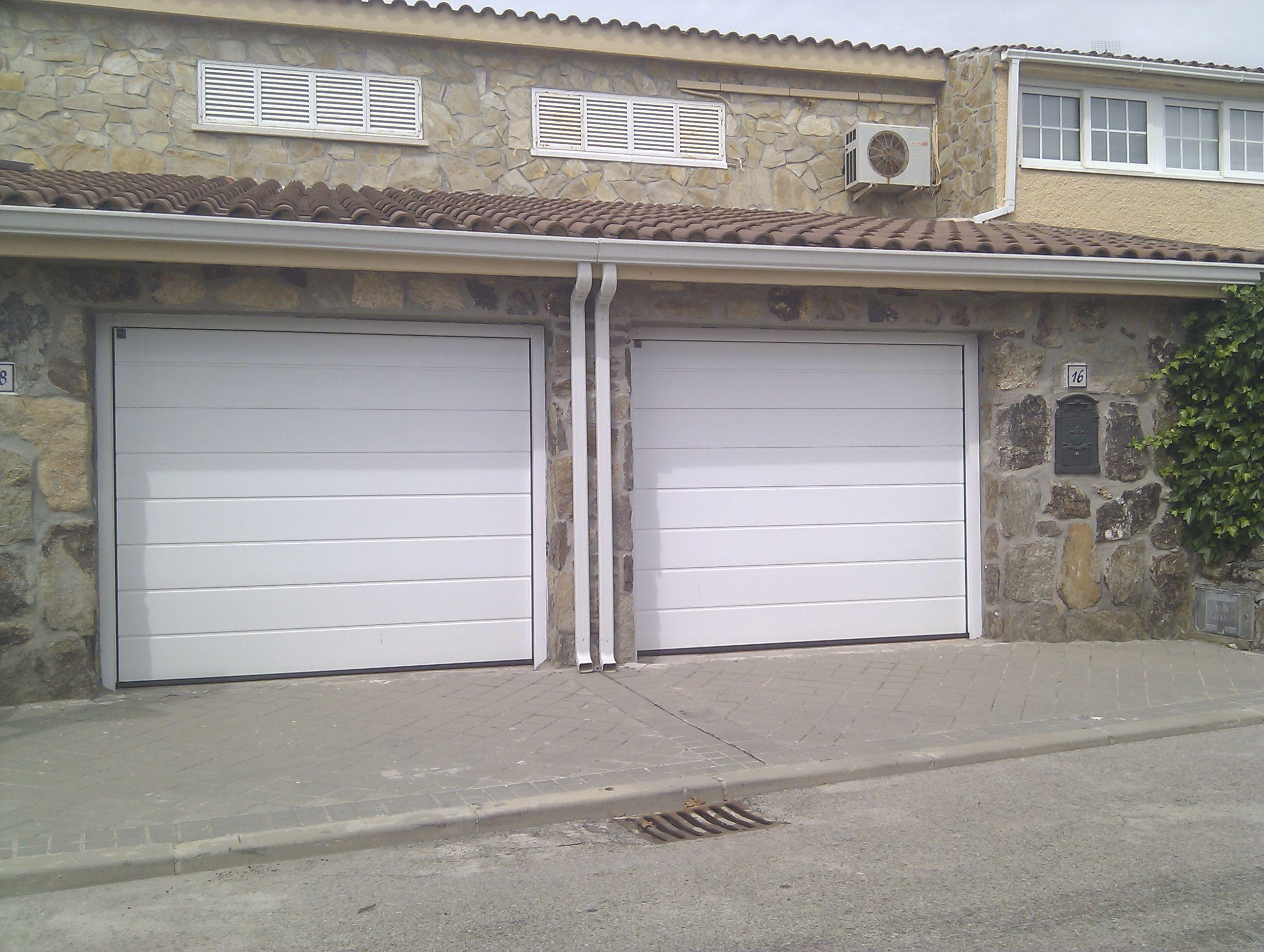 Puertas de garaje ferrara fuenlabrada - Puertas en fuenlabrada ...