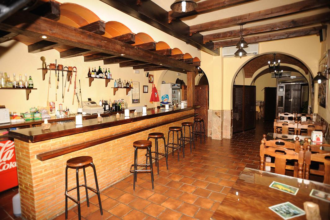 Restaurante Rustico La Raya Valencia Del Mombuey