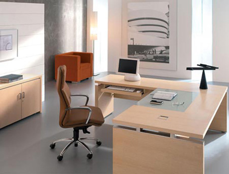 Muebles de oficina en madrid officedeco mobiliario de for Muebles de diseno madrid