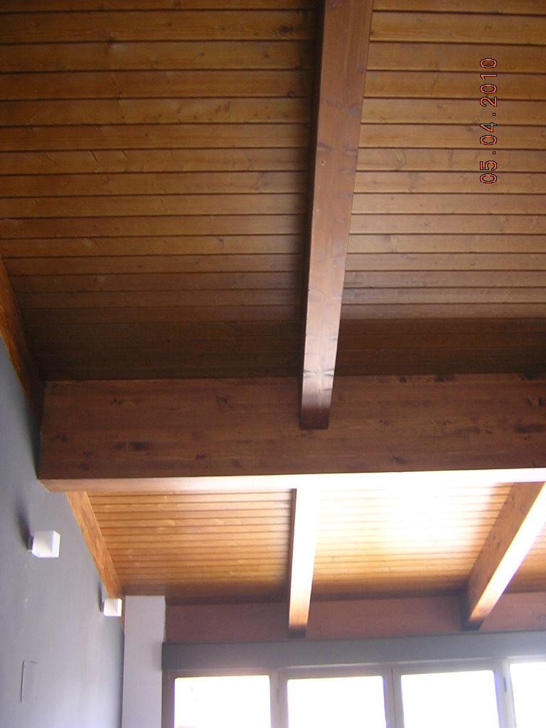 Tejados de madera cutecma alca iz for Impermeabilizacion tejados de madera